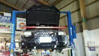 AUDI RS4 クラッチ交換中 - hide's garage