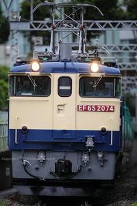 2018/6/16 Sat. 高島水際線 - PF原色 EF65-2073 - - PHOTOLOG by Hiroshi.N
