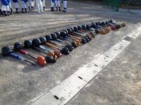 はじめまして! - 川口市立中居小学校での練習を中心に土日祝、活動中の少年野球チームです!
