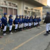 平成30年度スポーツ少年団開会式! - 川口市立中居小学校での練習を中心に土日祝、活動中の少年野球チームです!