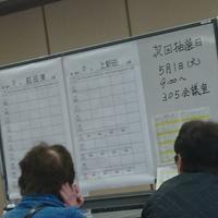 グランド申請 - 川口市立中居小学校での練習を中心に土日祝、活動中の少年野球チームです!