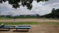 6月2日(土)のサンライズです! - 川口市立中居小学校での練習を中心に土日祝、活動中の少年野球チームです!