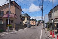 富岡 - 小樽スケッチ