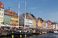2015.08コペンハーゲンカラフルな街ニューハウン - ゆらりっぷ -yurari's trip-