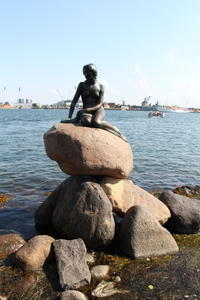 2015.08 コペンハーゲン 世界三大がっかり人魚姫 - ゆらりっぷ -yurari trip-