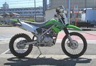 S田サン号 KLX125のタイヤ交換やメンテナンスやノーマル戻し・・・(^^♪ - バイクパーツ買取・販売&バイクバッテリーのフロントロウ!
