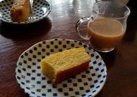 ギリシャ風オレンジセモリナケーキ - アデレードの片隅で2