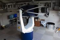 天文台の新しい望遠鏡ついに設置完了!! - お手軽天体写真
