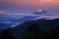 30年6月の富士(5)大峠の富士 - 富士への散歩道 ~撮影記~