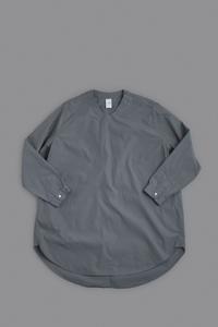 NO CONTROL AIR  Typewriter Cloth Pullover Shirt - un.regard.moderne