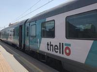 フランスからイタリアへ『国際列車 thello に乗って』 - ゴローザ通信
