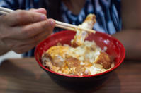The Katsudon P260 may've been the best choice among them in Oden House today - SONGS