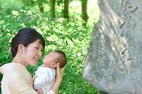 松尾大社でお宮参り - Kiki日記・結婚式カメラマンの子育てブログ