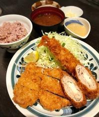 686、   とんかつ 濱かつ - KRRKmama@福岡 の外食日記