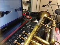 宅録環境を整備しようと - ジャズトランペットプレイヤー河村貴之 丸出しブログ