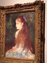 ビュールレ・コレクション印象派展に行ってきました - グリママの花日記