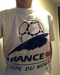 ワールドカップ98フランス@トゥールーズ、日本xアルゼンチン、安室奈美恵、鴨のコンフィでシェリーに口づけ♪ - Isao Watanabeの'Spice of Life'.