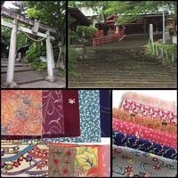 桐生散策 桐生西宮神社と正絹布♪ - デイジーのひとりごと