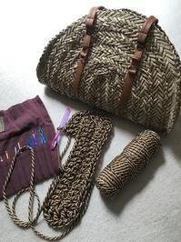 ガシガシと編んでいたら… - 幾星霜