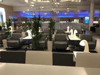 ヘルシンキヴァンター国際空港🛫フィンエアーのラウンジ - Orchid◇girL in Singapore Ⅱ