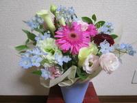✿✿ 想いがこもった花かご ✿✿ - 拝啓 よねこさま