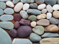 【海で拾った石】 愛媛の石 - azukki的.