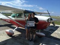 カミギン島日帰りツアー - ENJOY FLYING ~ セブの空