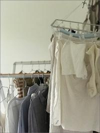【 夫と家事 ―洗濯の干し方にひと言― 】 - 片付けたくなる部屋づくり