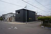 僕の仕事『黒箱』 - 函館の建築家 『北崎 賢』日々の遊びと仕事