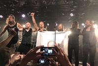 Amorphis来日公演レポ - 2018年6月14日@大阪 - 帰ってきた、モンクアル?