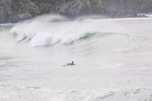 6月18日 徳島・内妻へサーフィン - 月曜日はサーフィン・カリアゲくんのブログ