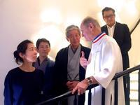 Dassaï Joël Robuchon 〜獺祭ジョエル・ロブションのレストラン - keiko's paris journal <パリ通信 - KSL>