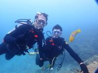 6月18日水納島ファンダイビング&恩納村体験ダイビング - 沖縄・恩納村のダイビング・青の洞窟体験ダイビング・スノーケルご紹介