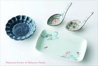 松浦コータロー・ナオコ陶磁展 - うつわshizenブログ
