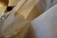 麻布を買う - 糸巻きパレットガーデン