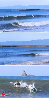 2018/06/19(TUE) 青空の朝、波ありますよ〜 - SURF RESEARCH