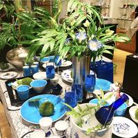 七夕(Summer Valentine)岩田屋アリタポーセリンラボ - Table & Styling blog