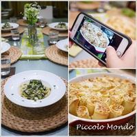 6月のPasta Classが終了しました♪ - Romy's Mondo ~イタリア料理教室「Piccolo Mondo」主宰者Romyの世界~