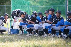 練習試合 vs綾部ボーイズ4 - 福知山ボーイズクラブ