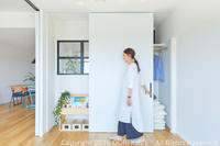 ■「トイレの床、どうして下がっているんですか?」@リノベ完成見学会■ - OURHOME