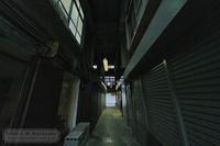 河原町商店街-寂しい雰囲気 - Mark.M.Watanabeの熊本撮影紀行