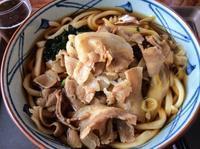その名はズバリ、農協食堂で1番人気の肉うどん@菖蒲町 - 設計事務所 arkilab