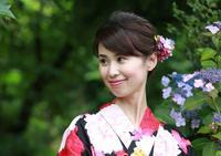 """あじさい寺 """"神宮寺"""" モデル撮影会 そのⅠ - 鞆の浦ロマン紀行"""