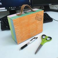 DIYでおしゃれな貯金箱を作っちゃおう!! - 入会キャンペーン実施中!!みんなのパソコン&カルチャー教室 北野田校のブログ