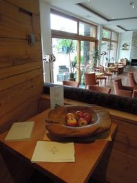 Oberammergau2(ホテルのレストラン) - La Vita in Germania