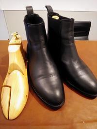 ブーツ用シューツリー、アタッチメントでしっかり伸びます - Shoe Care & Shoe Order 「FANS.浅草本店」M.Mowbray Shop
