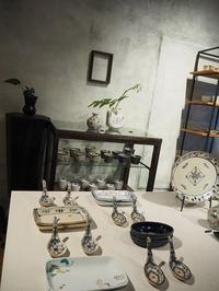 松浦コータロー・ナオコ陶磁展2 - うつわshizenブログ