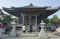 松島の五大堂 - レトロな建物を訪ねて