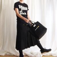 the power of black 冷えとりファッション #冷えとり - cotteの冷えとりシンプルライフ