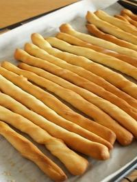 【参加者募集】グリッシーニ作り&花ズッキーニを食べる - シニョーラKAYOのイタリアンな生活